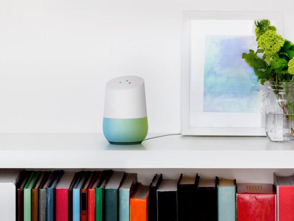 Google Home BOX